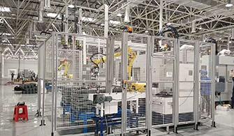 铝型材配件在拉伸过程中应注意的问题